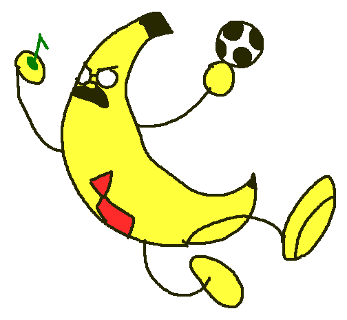 Dr. Manny's Database: Dr. Banana by DoctorManny