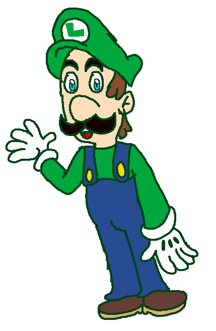 Dr. Manny's Database: Luigi by DoctorManny