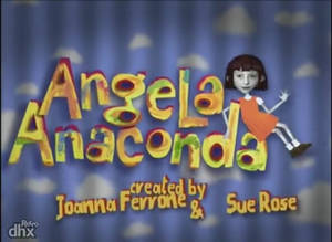 Dr  Manny Presents #5: Angela Anaconda by mannysmyname on DeviantArt