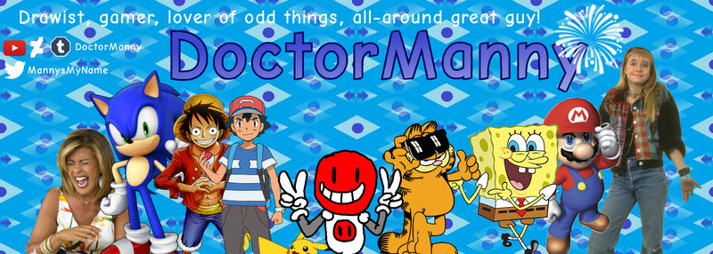 DoctorManny's New and Improved ID! by mannysmyname