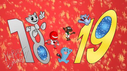 A 19th Birthday Celebration