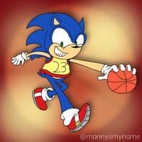 Draw This Again: Basketball Sonic