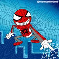 Spider-Skeeter