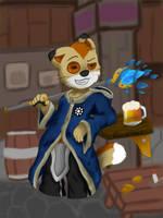 Blue Sorcerer Gage