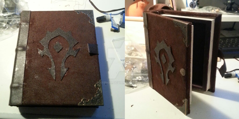 Leather Horde Box by Nyrhai