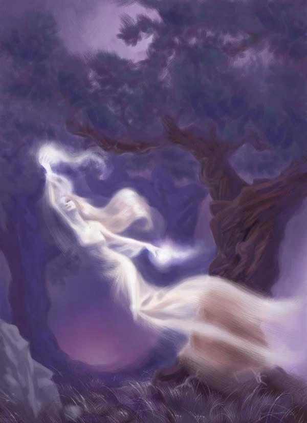 A Fairy by TearsoOfAnAngel
