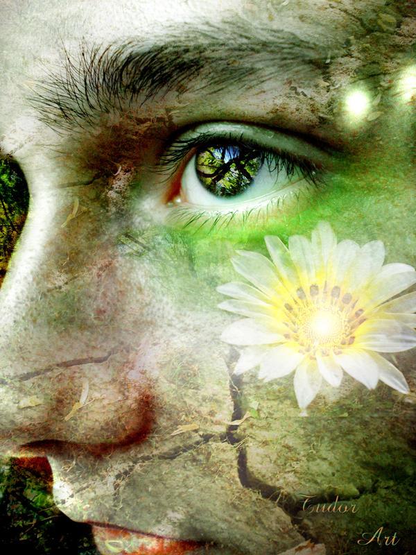 The Shaman King - Nature Grace by Eternalinpeace