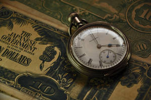 Time is Money by varunabhiram