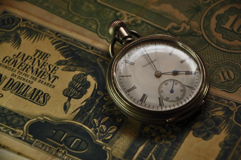 Time is Money by varunabhiram