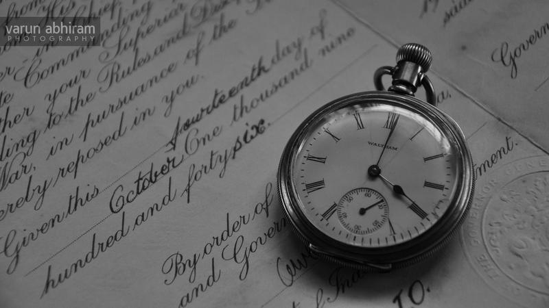 Time by varunabhiram