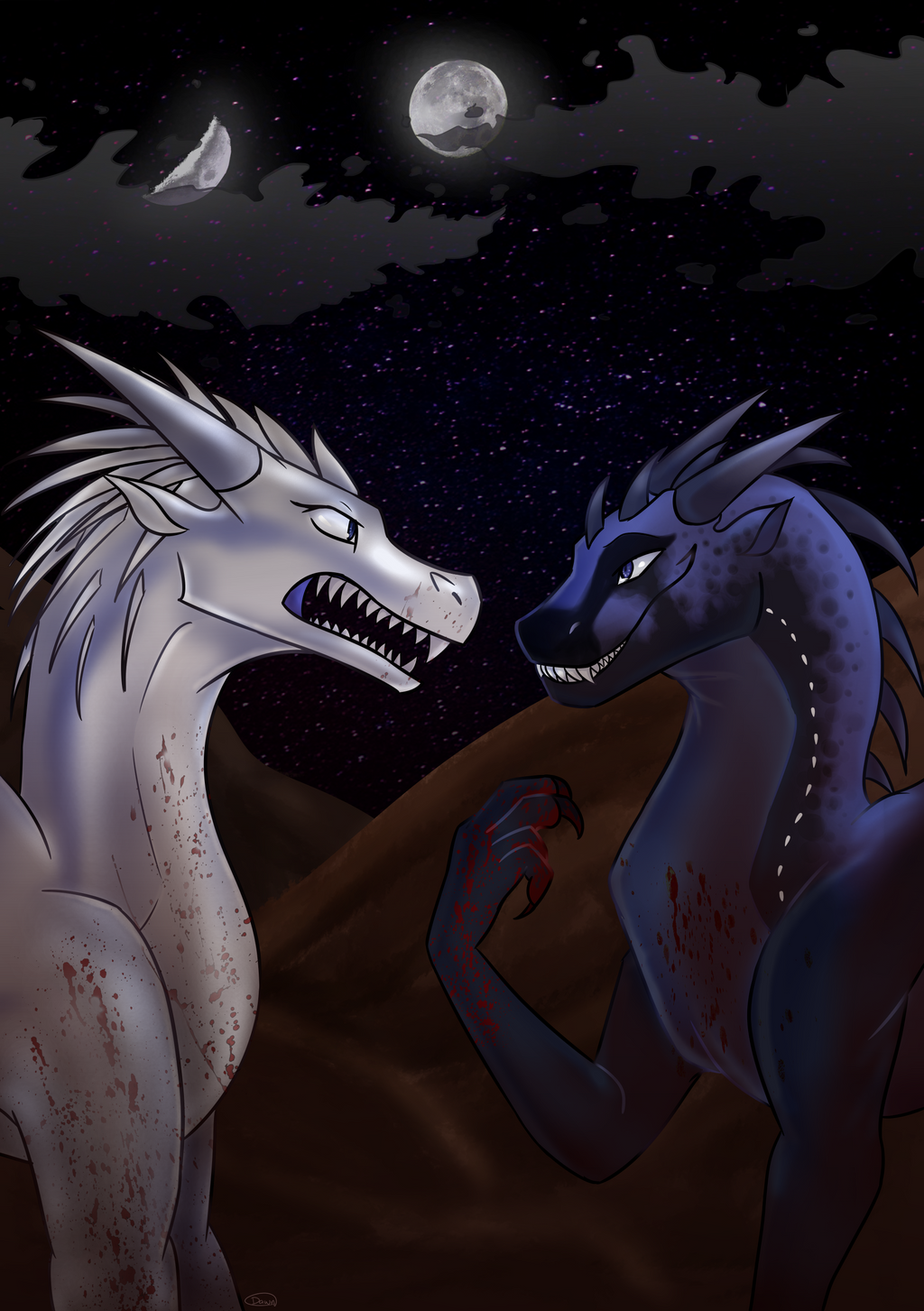 At Least Nobody Was Killed It Was No >> Well At Least No One Died By Draconicxeno515 On Deviantart