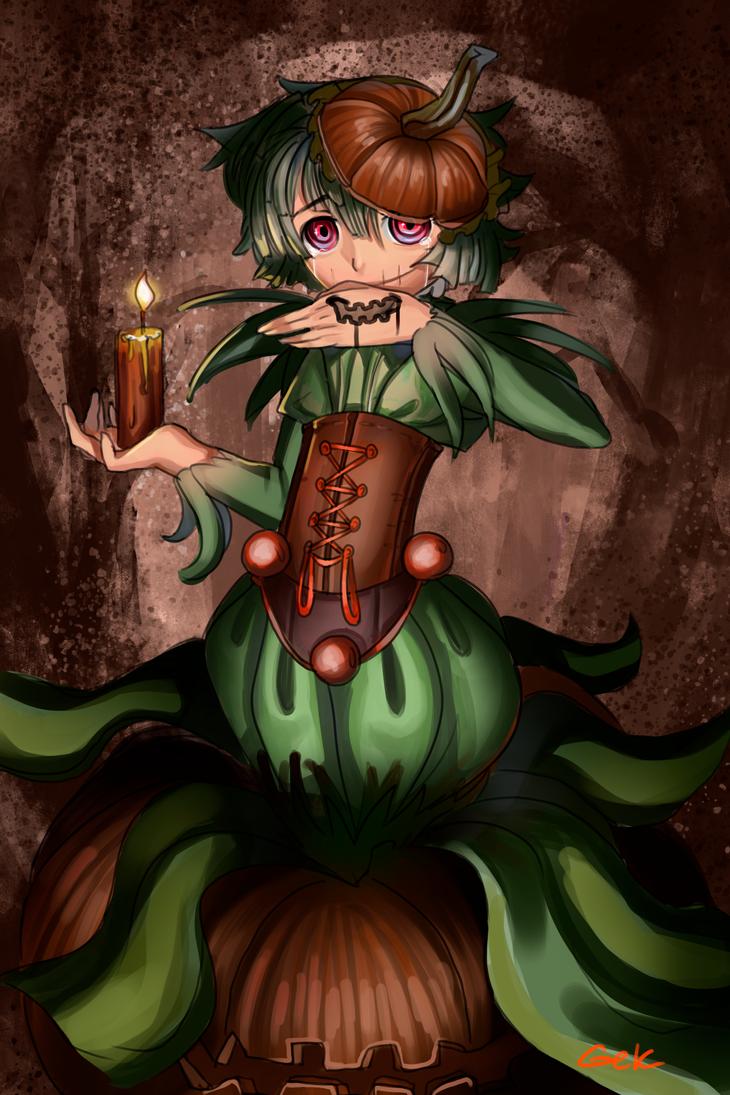 pumpkin by Gekatinia