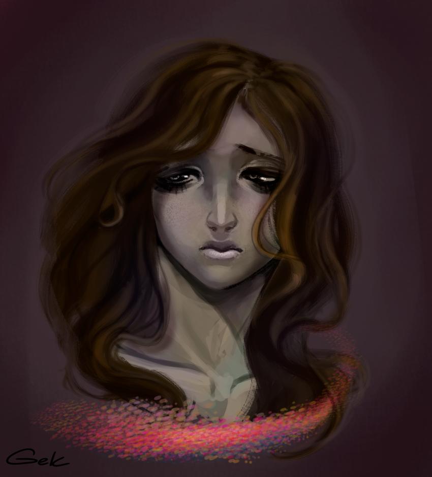 sample portrait by Gekatinia