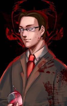 Manager DethKlok (Charles Foster Offdensen)