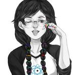 Jade (GIF) by hisusu