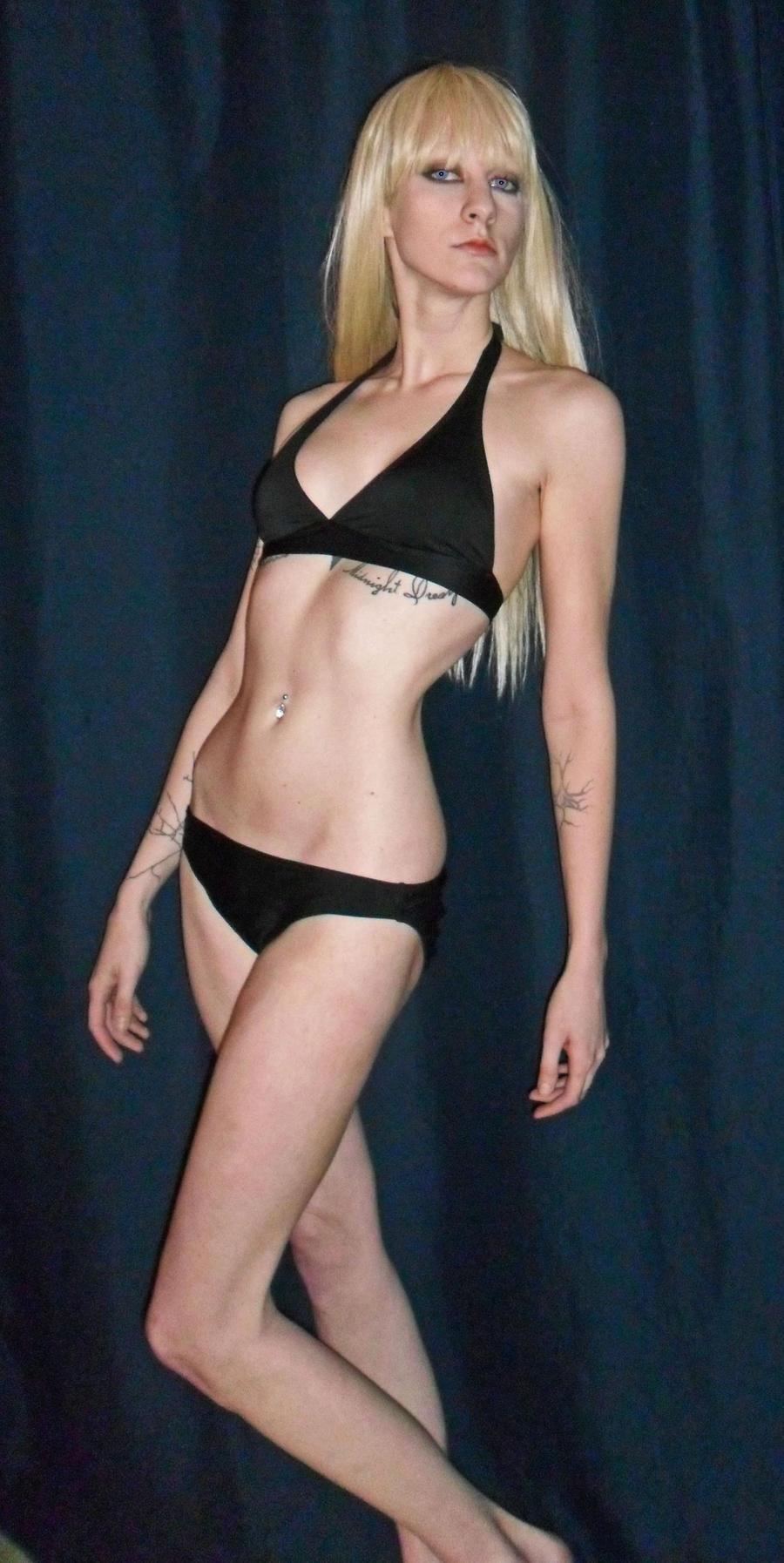 Bikini Perspective Dark by AstralAlters
