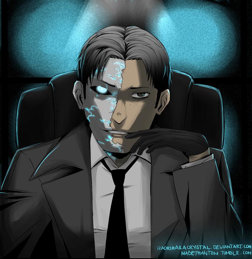 Virus!Marco (Cyberpunk AU) by IzaOriharaCrystal