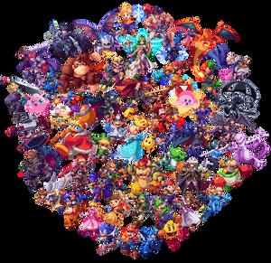 Smash4 (DLC update)