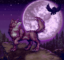 Moonlight Parade by AbyssWolf