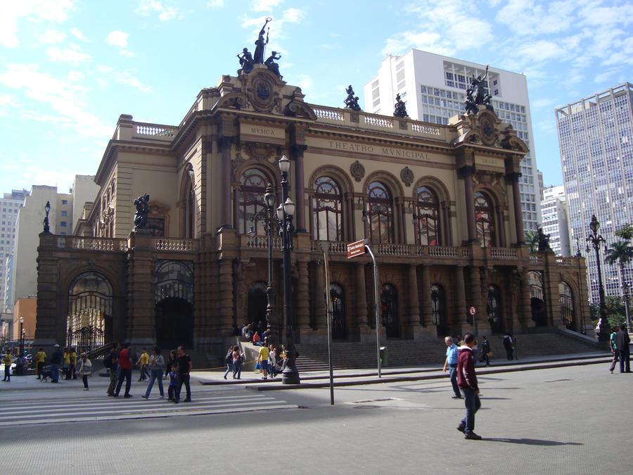 First Impression: Sao Paulo 07 by dagonrs