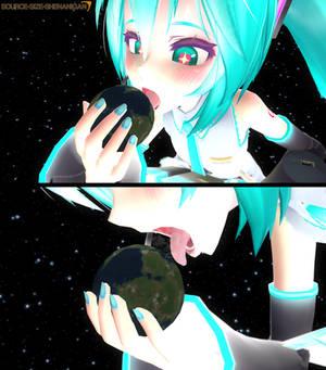 Double Shot - Dammit Miku (Remaster)