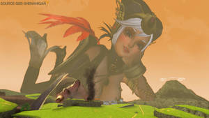 Single Shot - Hyrule's Newest Goddess (Remaster)