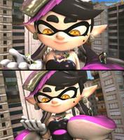 Double Shot - Big Callie!