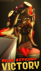 Single Shot - Marina Plays Ketchup