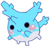 Shiny Corsola by Cream-Puffs