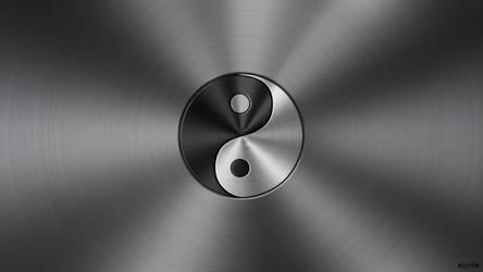 Yin Yang metal by a-p-b