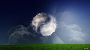 Yin Yang Clouds