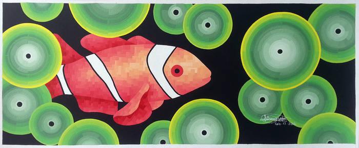 Left Fish