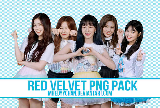 [render #78] Red Velvet PNG Pack