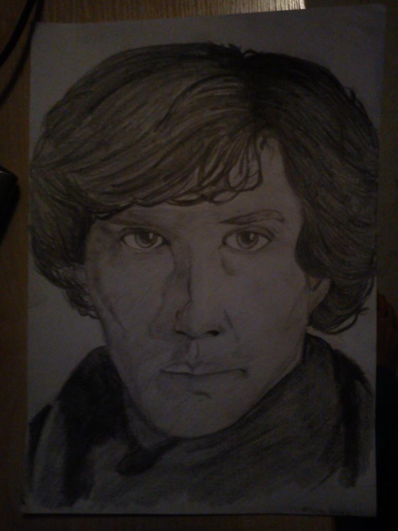 Sherlock Holmes by misiewk