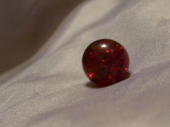 Red Marble by BreakdancingBob