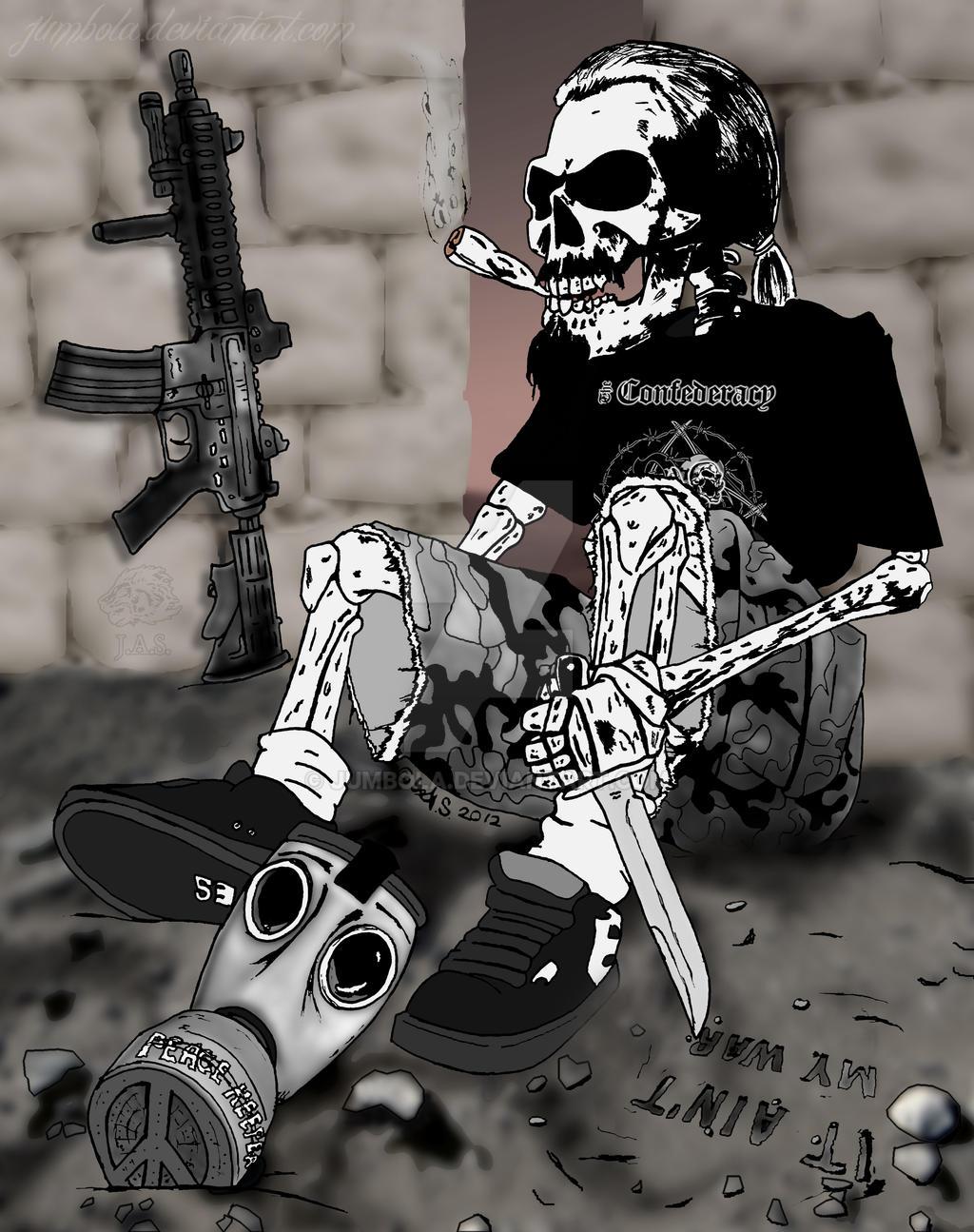 It Ain't My War by JUMBOLA