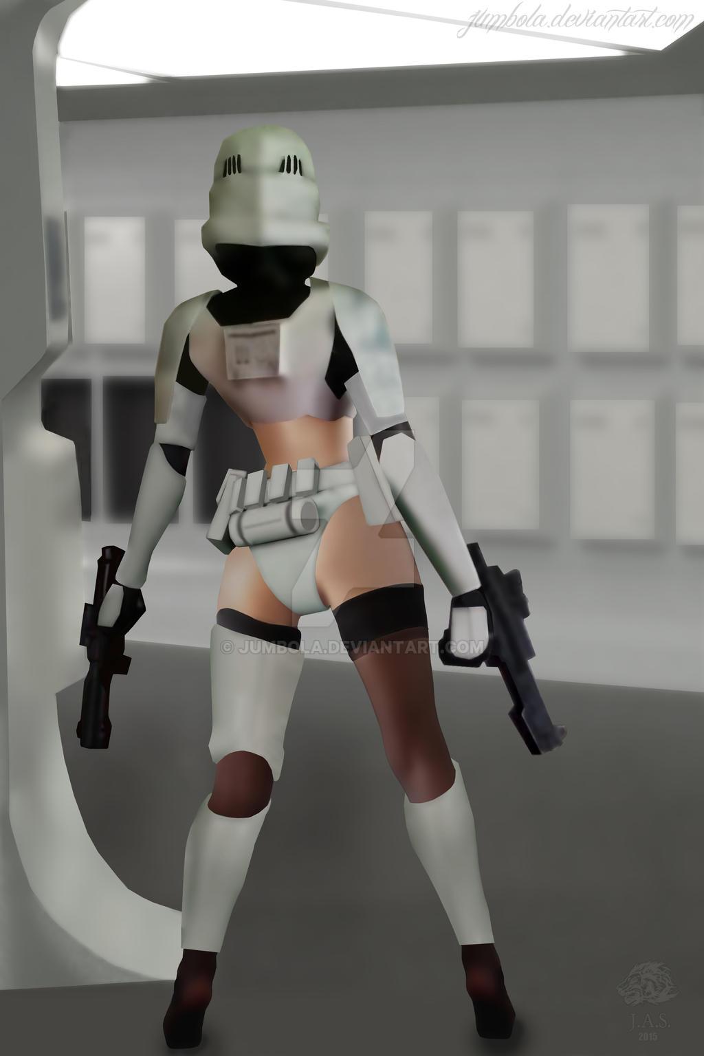 Fem Trooper