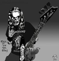 Feel It In Yeh Bones by JUMBOLA