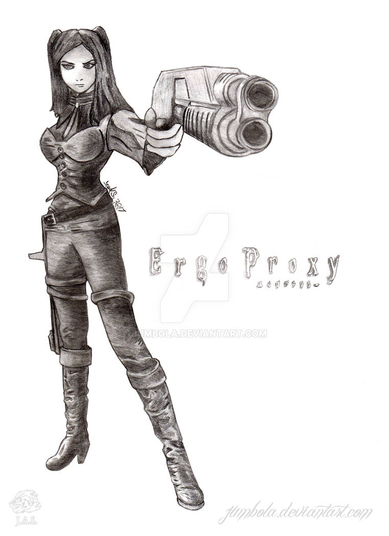 Re-l Mayer - Ergo Proxy