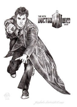 The 10th Doctor Who