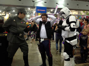 Hairy Han Captured by JUMBOLA