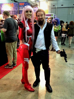 Code 002 And Hairy Han Solo
