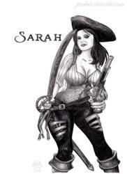 Sarah Pirate Of the Seas