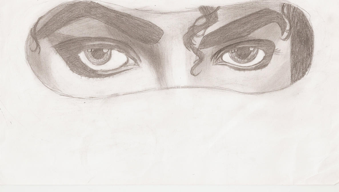 Michael Jackson Pencil Eyes by mjjdcf on DeviantArt