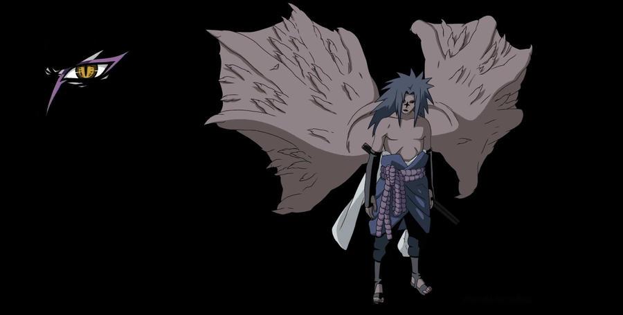 Gallery For > Sasuke Curse Mark Shippuden