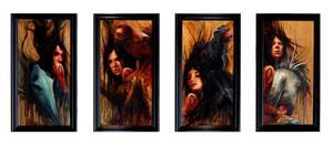 4 Horsemen of the Apocalypse
