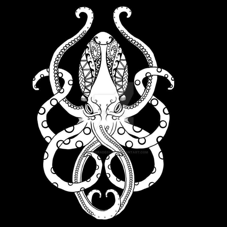 he 39 e octopus by masqueradecoma on deviantart. Black Bedroom Furniture Sets. Home Design Ideas
