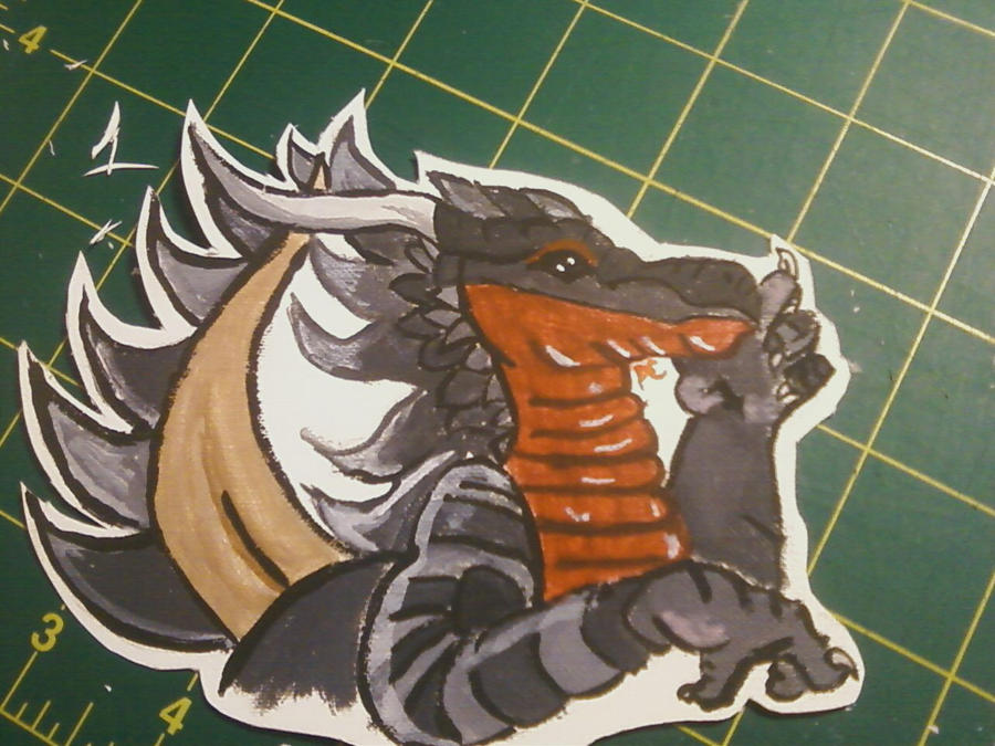 bad dragon badge art by Harleykitteh on DeviantArt