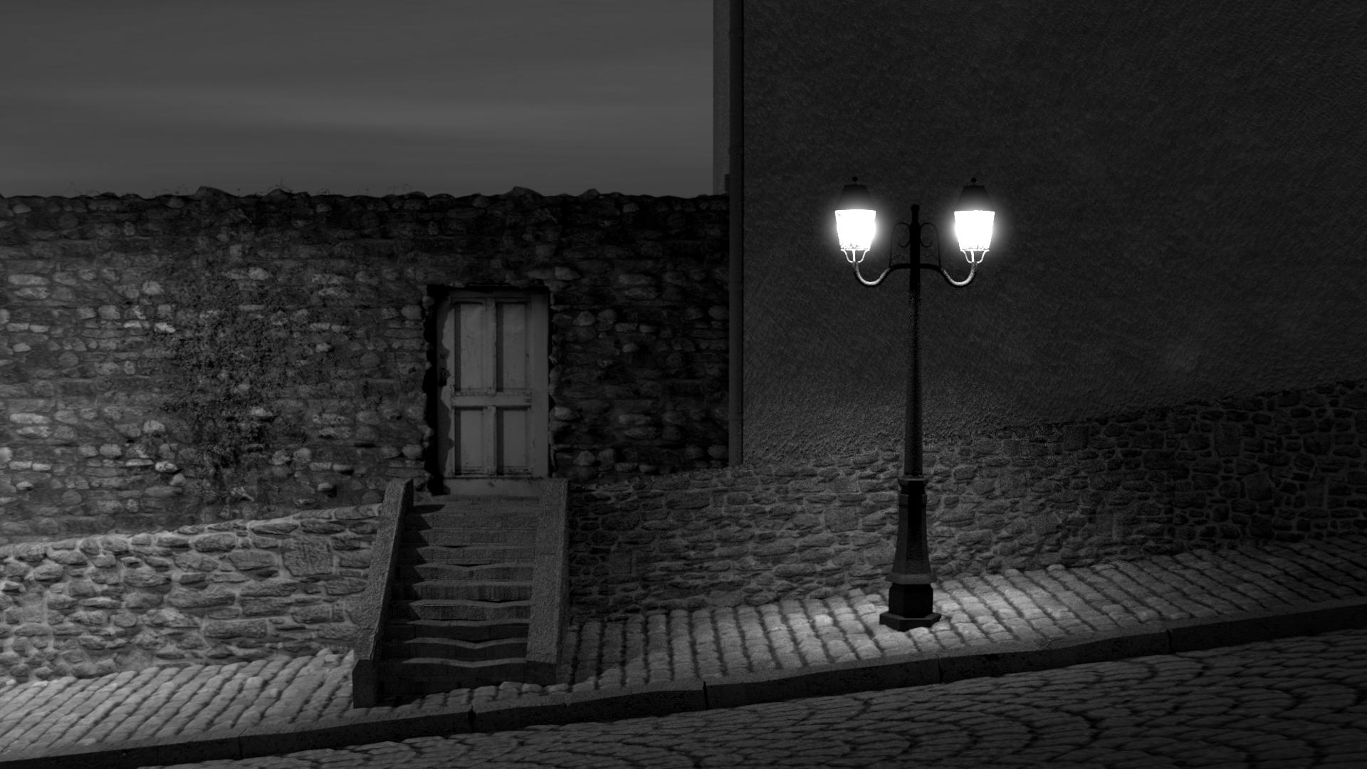 Forums Wip Et Travaux Termines Rue De Nuit The Blender Clan