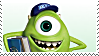 Monster University: Mike Stamp by DIA-TLOA
